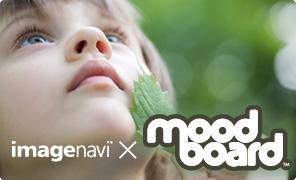 imagenavi×moodboard - 復興活動支援キャンペーン