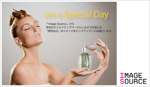 Image Sorce秋冬の特集『on a Special Day』