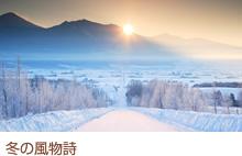 冬の風物詩