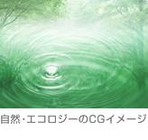 自然・エコロジーのCGイメージ