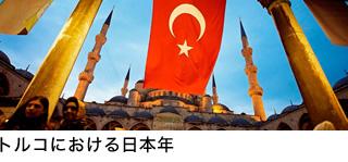 トルコにおける日本年
