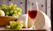 30083478(チーズとワイン)とその連想画像