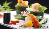 17302817(日本料理)とその連想画像