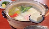 10130646(温泉湯豆腐)とその連想画像
