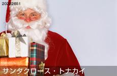 サンタクロース・トナカイ