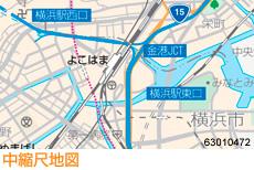 中縮尺地図