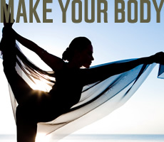 MAKE YOUR BODY(54000639/Glowimages)